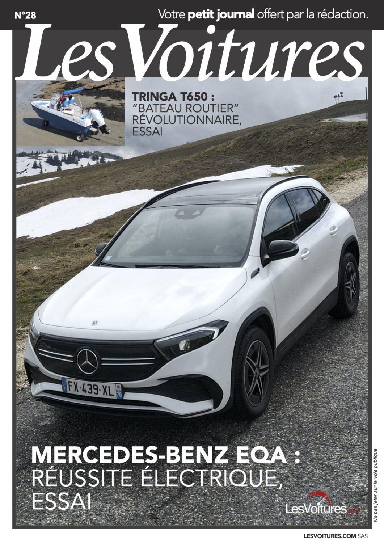 28 – Mercedes Benz EQA & Tringa T650