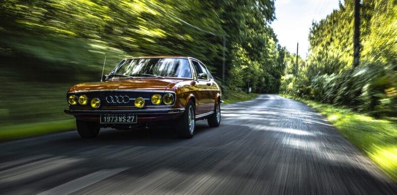 Audi Bauer Audi Tradition