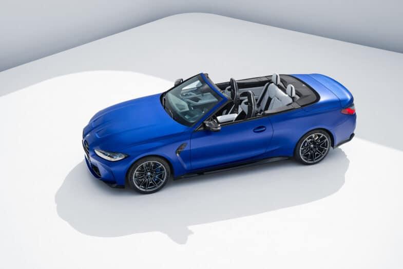 BMW M4 Cabriolet BMW M4 Competition