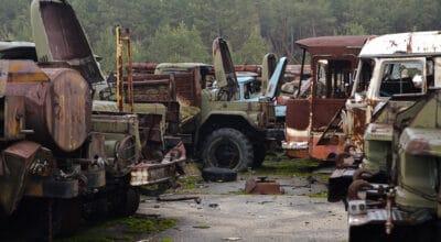 Tchernobyl série Chernobyl urbex