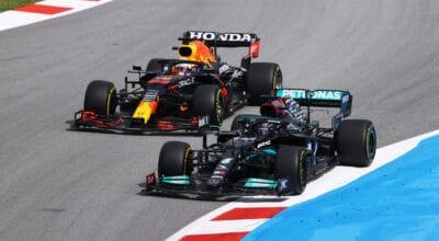 classement GP d'Espagne 2021