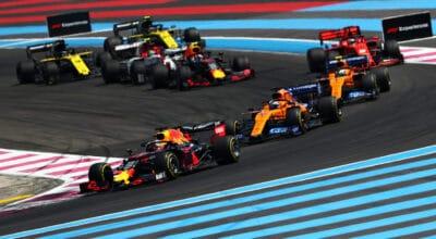 GP de France F1 2021 Course Sprint