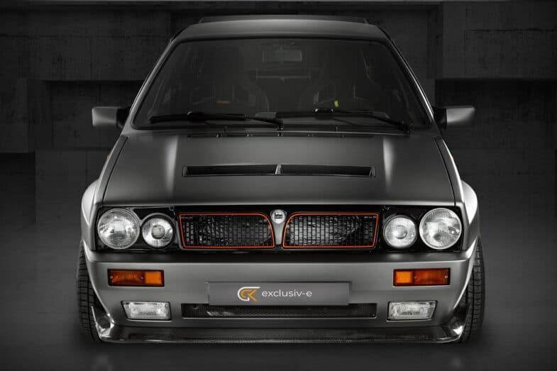 Lancia Delta HF Intégrale Evo-e