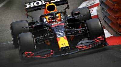 GP de Monaco Max Verstappen