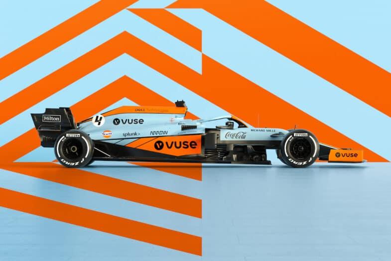McLaren Racing F1 GP de Monaco