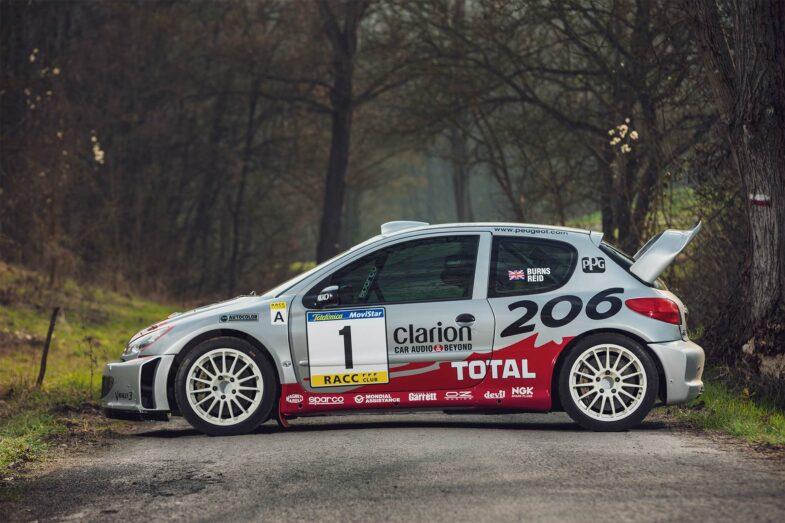 Peugeot 206 WRC Peugeot Sport