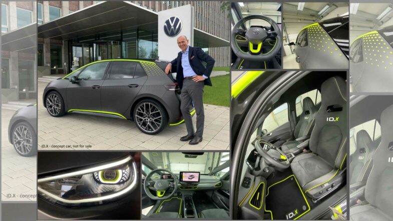 Volkswagen ID.X ID.3 GTX