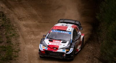 WRC Portugal Elfyn Evans