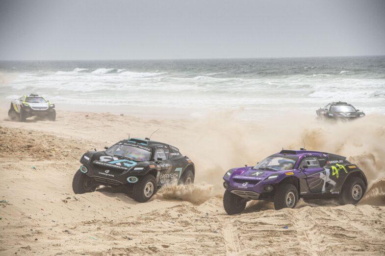 Extreme E Ocean X Prix