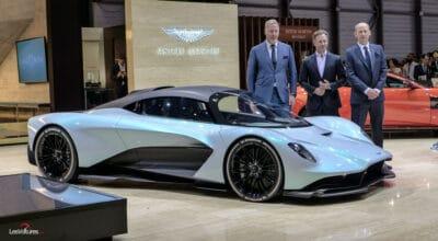 Aston Martin Valhalla Mercedes AMG