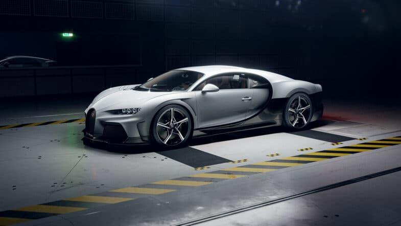 Bugatti Chiron Sport Plus