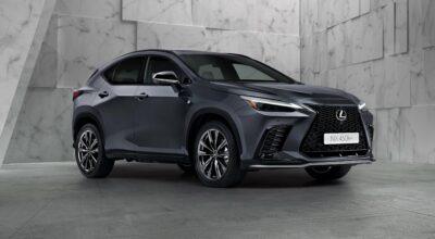 Lexus NX PHEV