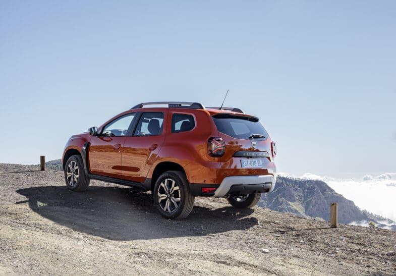 nouveau Dacia Duster 2021