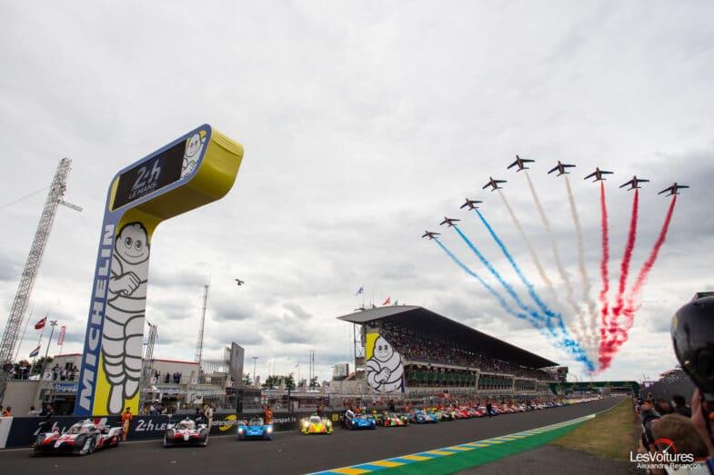 24 Heures du Mans pass sanitaire