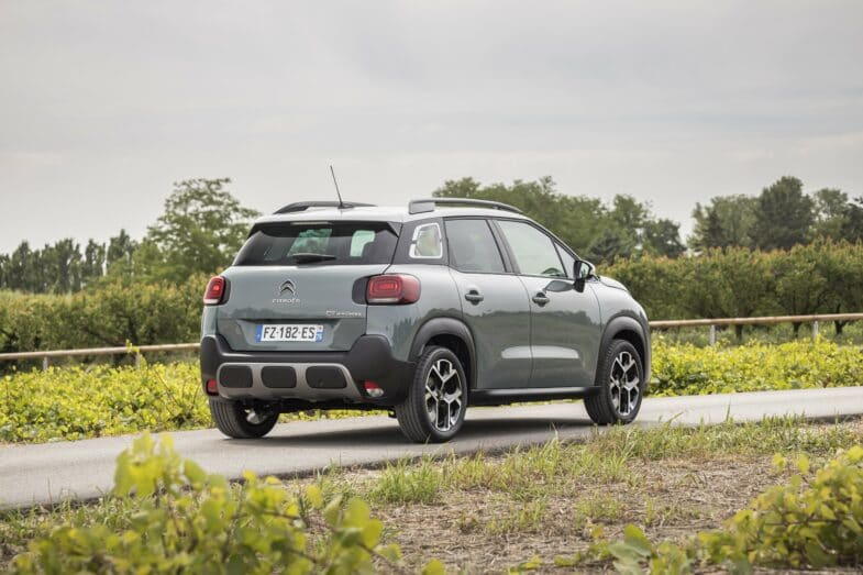 essai Citroën C3 Aircross SUV urbain