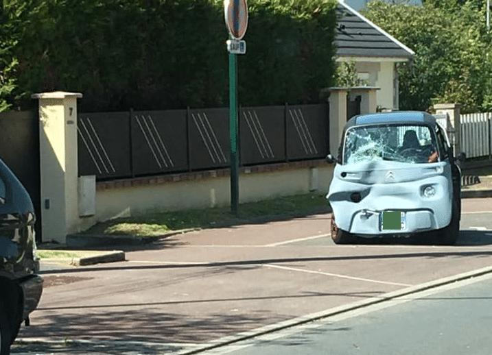 Citroën Ami voiture sans permis