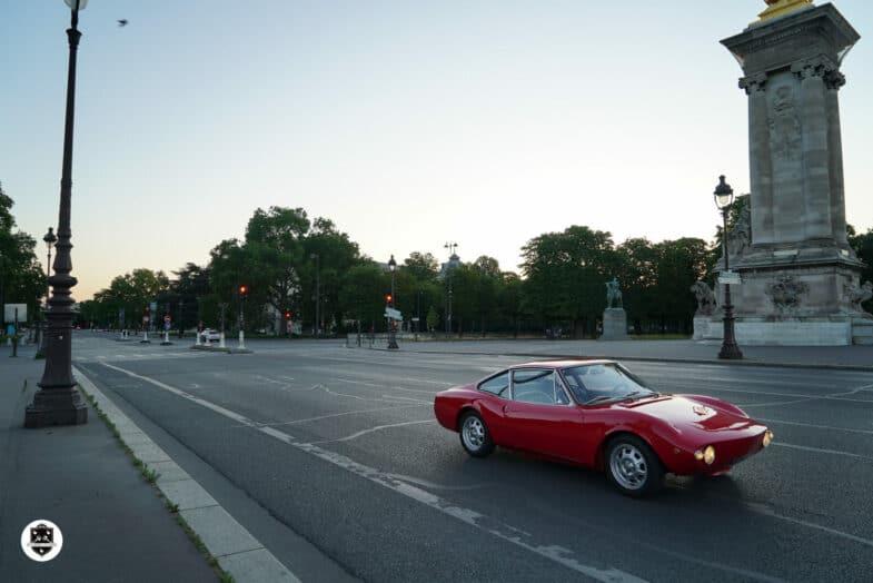 ZFE Paris voitures anciennes