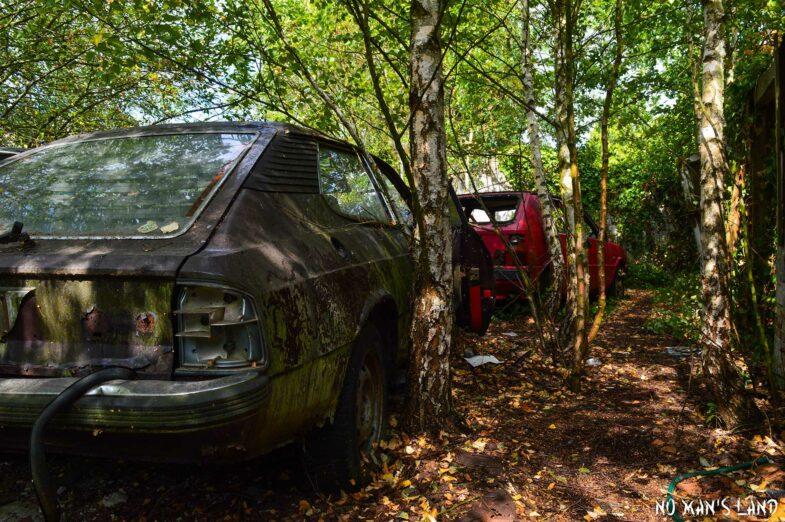 urbex Lancia Delta