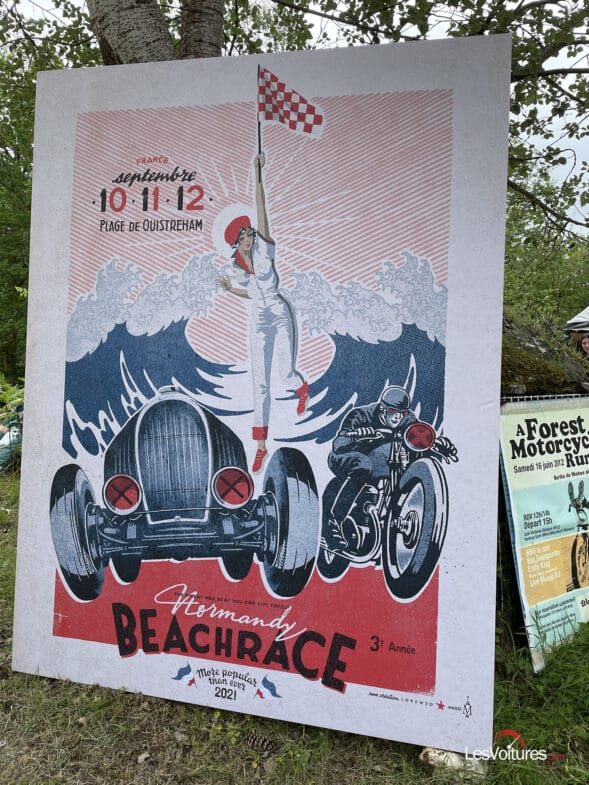 Normandy Beach Race 2021