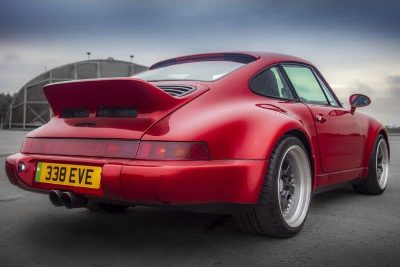 Porsche 911 électrique Rétrofit Restomod