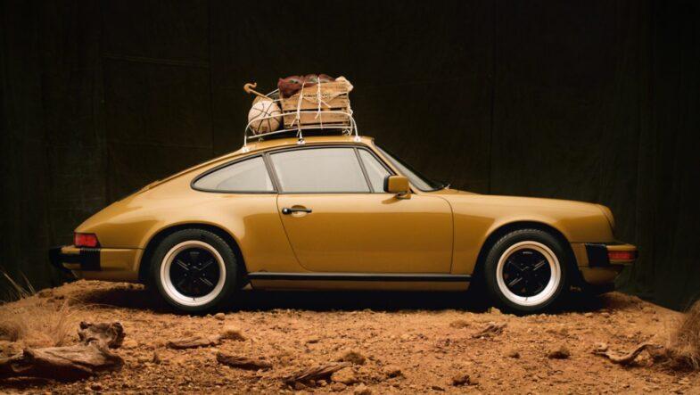 Porsche 911 Aimé Leon Dore