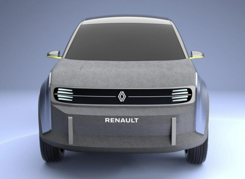 Renault 4ever Renault 4 électrique 4L