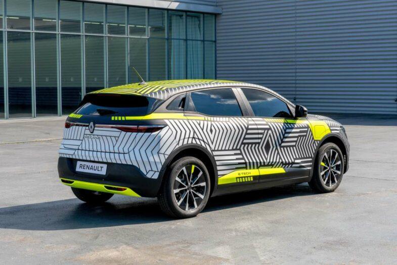 Renault Mégane E-Tech Electric Mégane électrique