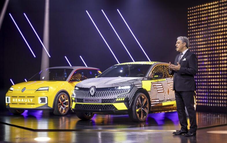 Renault 5 Alpine Renault 5 électrique