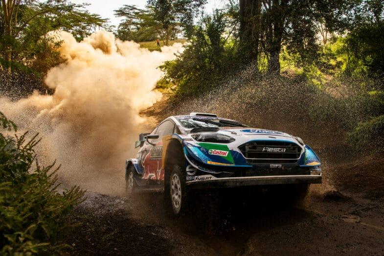 Rallye du Kenya Safari Kenya Rally WRC