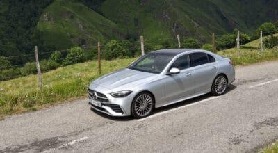 essai Mercedes-Benz Classe C Berline essai Mercedes Classe C