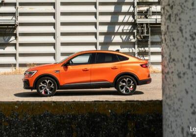 essai Renault Arkana E-Tech