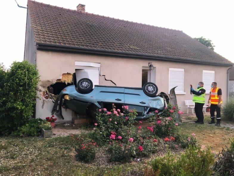 voiture accident