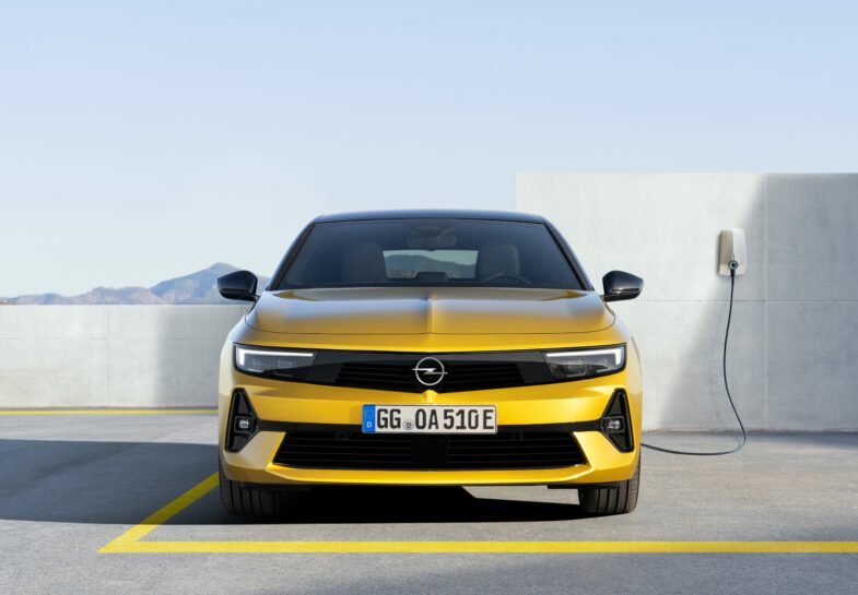 nouvelle Opel Astra 2022