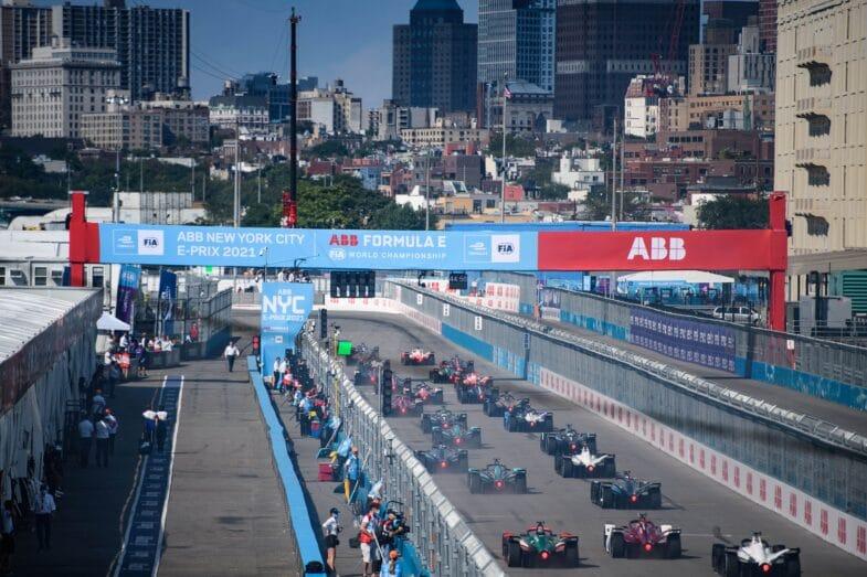 E Prix de New York Formula E