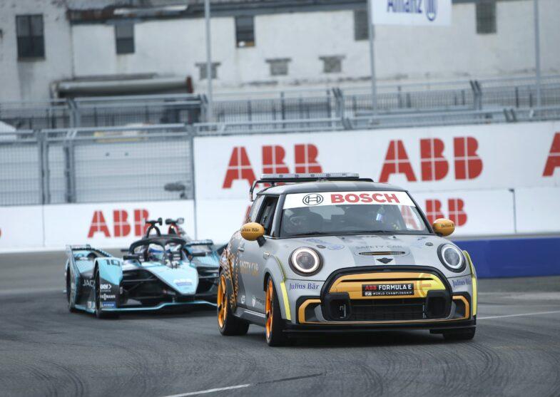 Formula E E Prix de New York
