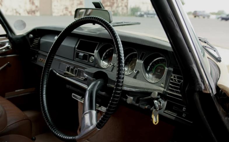 Citroën DS électrique Rétrofit