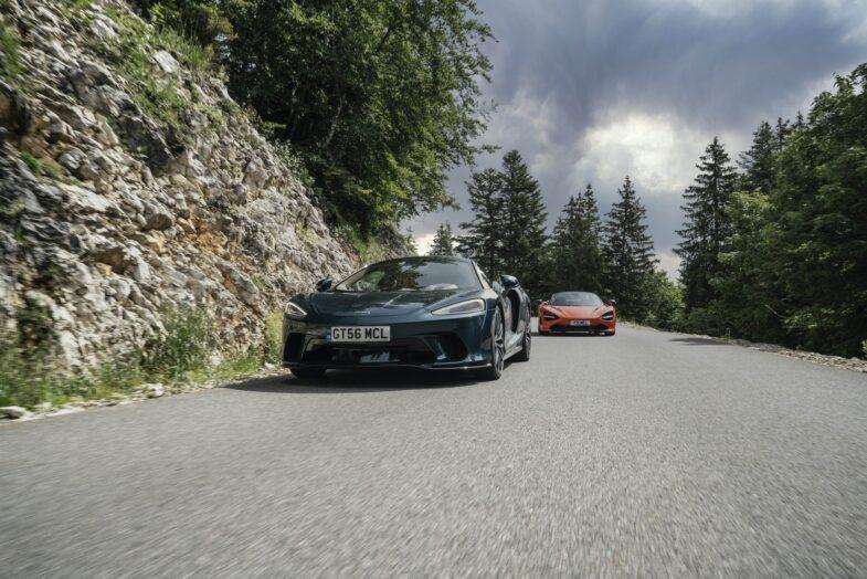 essai McLaren 720S McLaren GT