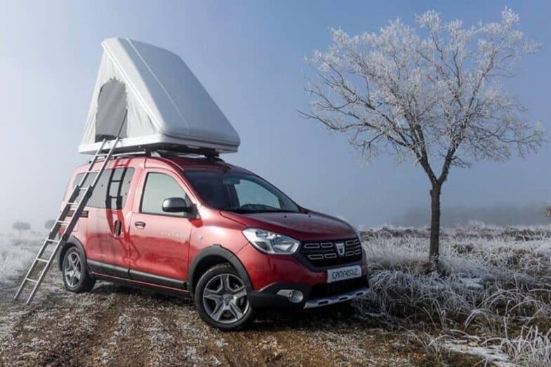 Dacia Dokker Camperiz camping car