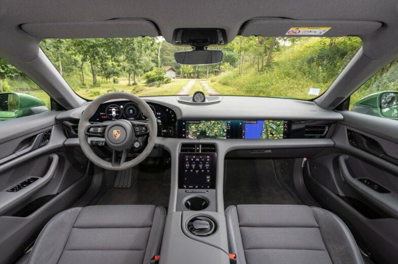 essai Porsche Taycan Cross Turismo