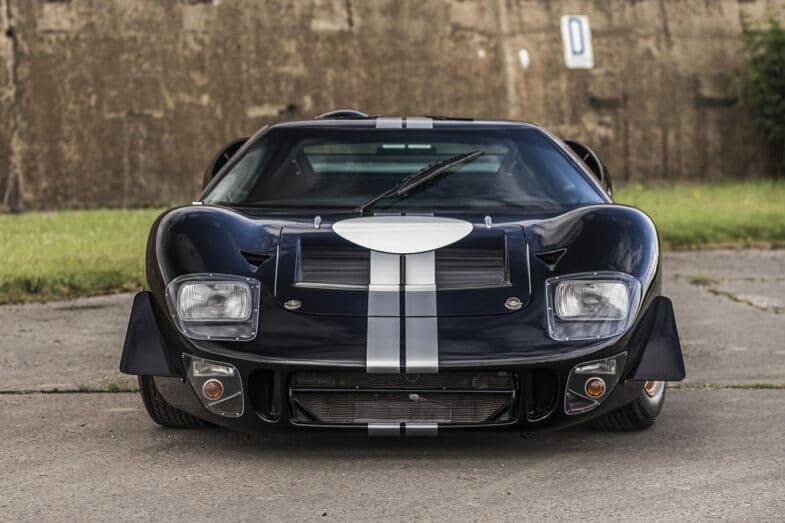 Ford GT40 électrique