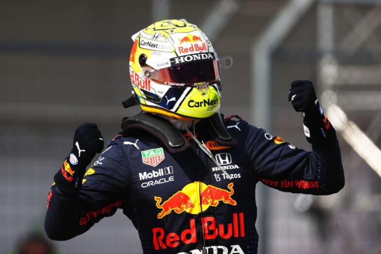 Max Verstappen GP d'Autriche 2021