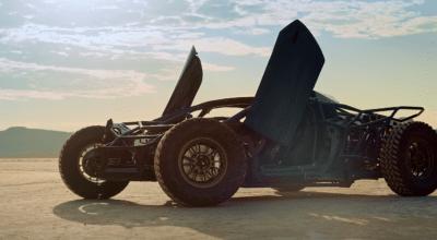 Jumpacan Lamborghini Huracán