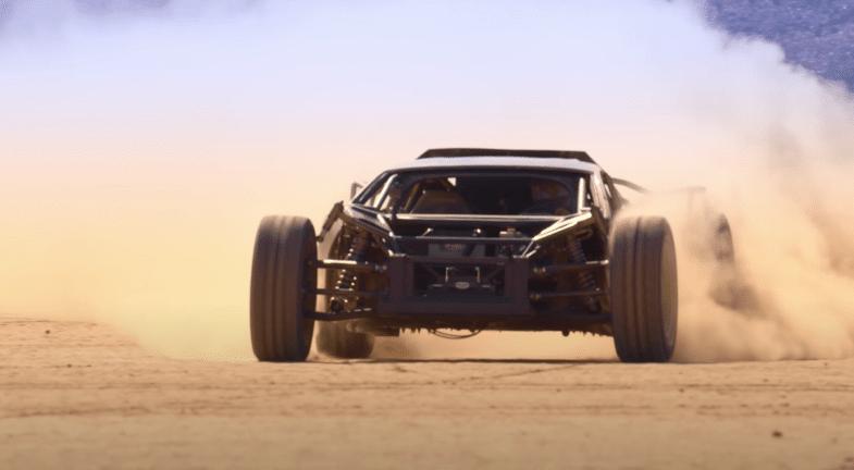 Lamborghini Huracán Jumpacan
