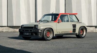 Renault 5 Turbo 3 Légende Automobiles Turbo 3