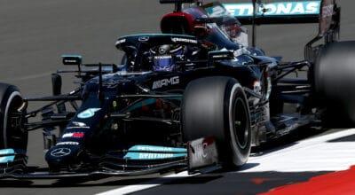 Lewis Hamilton GP de Grande Bretagne