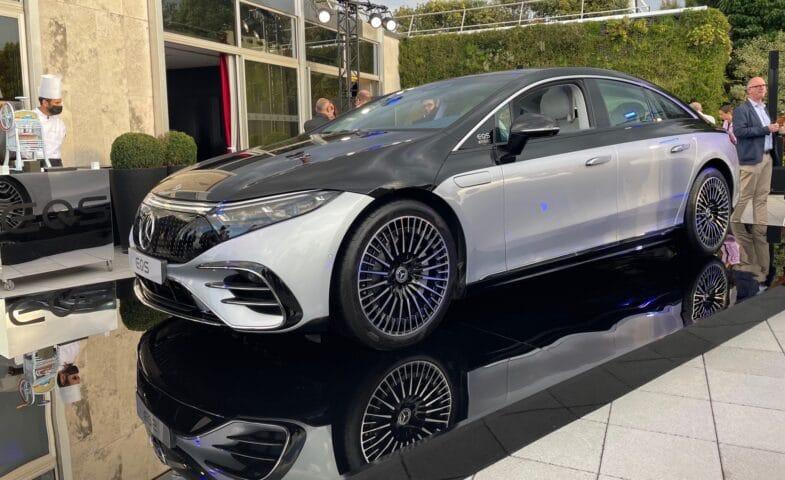 Mercedes EQ Mercedes Benz