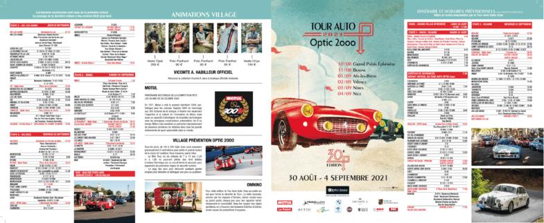 Tour Auto 2021 Grand Palais Ephémère