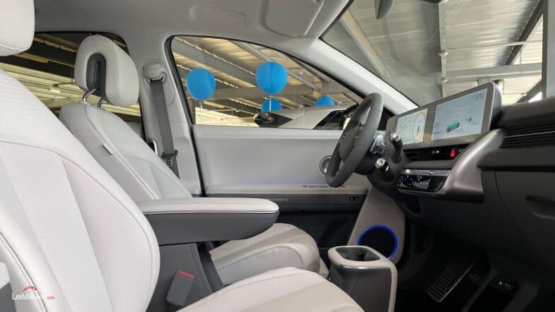 essai Hyundai Ioniq 5