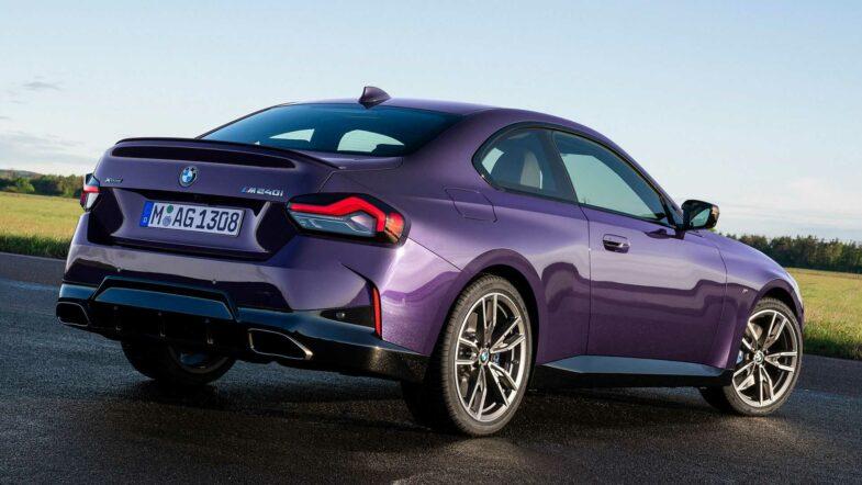 nouvelle BMW Série 2 Coupé