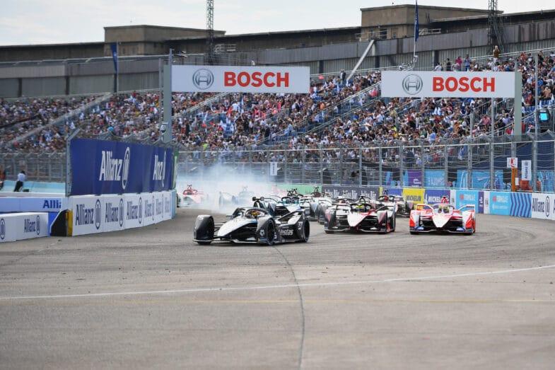 E Prix de Berlin Formula E